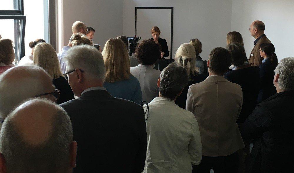 Karin Prien würdigte den engagierten Einsatz der LdE-Lehrkräfte in Schleswig-Holstein