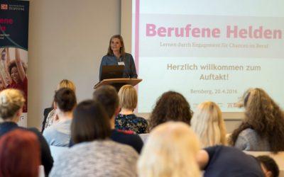 """LdE für Chancen im Beruf – """"Berufene Helden"""" 2019/2020 Beginn am 05.Dezember 2019"""