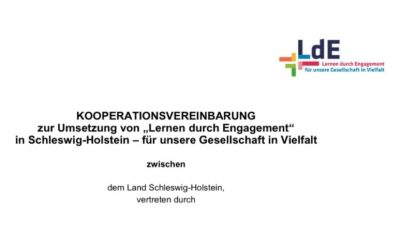 Bildungsministerium und Stiftungen unterzeichnen Kooperationsvereinbarung mit dem KPZ